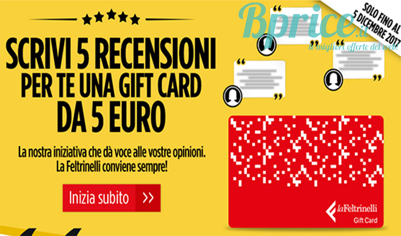 Vinci card LaFeltrinelli