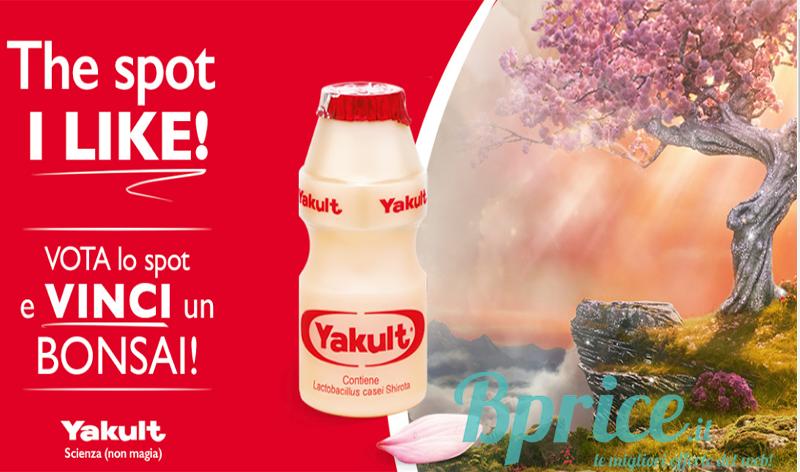 concorso yakult
