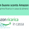 Amazon ricarica in cassa
