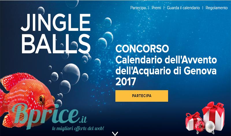 Vinci con acquario di Genova